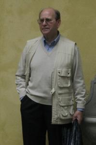 BASSI in un ritratto di Franco Razzini